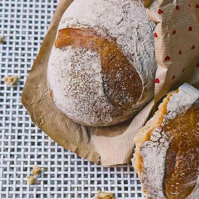 2 Schweizer Brote